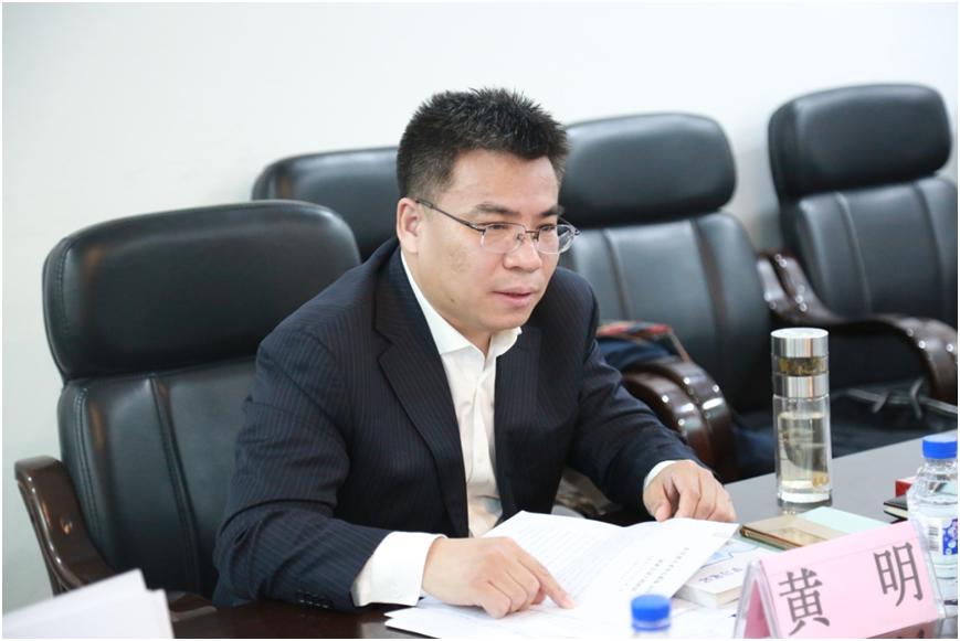 """黄明主任提出做好今年全省人才交流系统的工作要做到""""四主"""""""